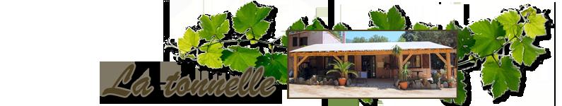 Gîte d'etape-restaurant La tonnelle à Conca